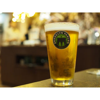 ビール(ブルックリンパーラー オオサカ (Brooklyn Parlor))