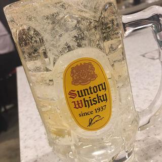 チンチロリン角ハイボール(偶数)(串カツ田中 すすきの店)