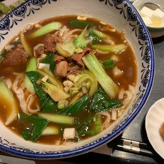牛肉麺(中国料理 喜羊門 )