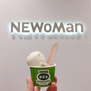 リトルダブル(カップ)(Three Twins Ice Cream NEWoMan新宿店)