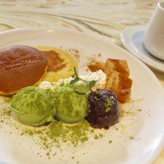 抹茶と小倉あんのわらび餅 (COOKPARK (クックパーク) )