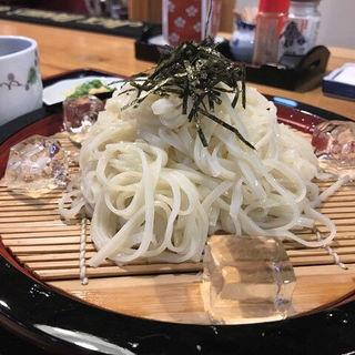 ざるうどん(麺's はまさき)