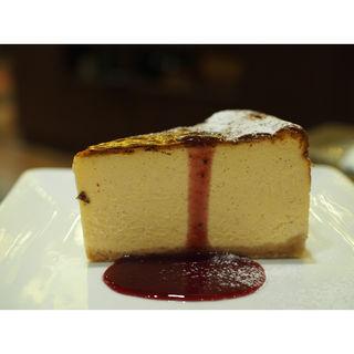 ニューヨークベイクドチーズケーキ(ブルックリンパーラー オオサカ (Brooklyn Parlor))