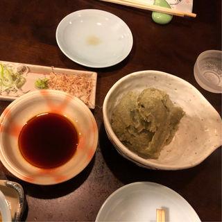 蕎麦かきっぱなし(さらしな総本店 北口店)