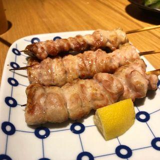 せせり(鶏と野菜 炭焼 久三酉)