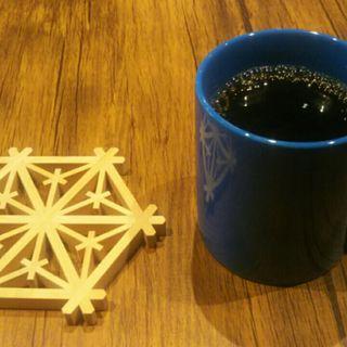 コーヒー(葉もれ日)