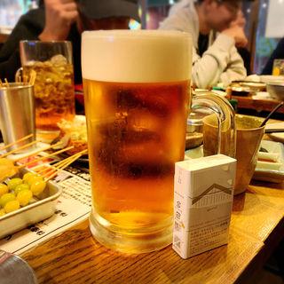 男前生ビール(はまぐり屋 串左衛門 )
