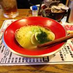 蛤スープと生海苔が香る はまぐりラーメン