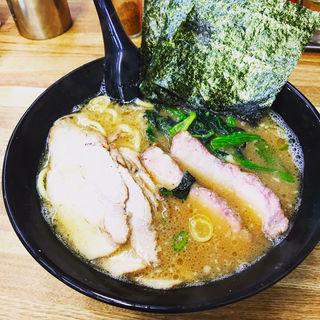 ダブルチャーシュー麺(らーめん せい家 三鷹店 )