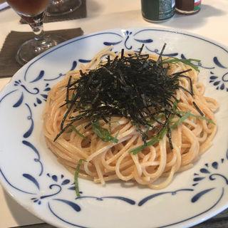 たらこのスパゲッティ(スマイルス)