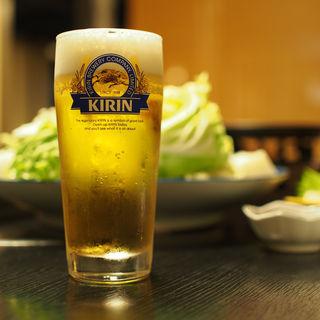 ビール(玉川楼 )