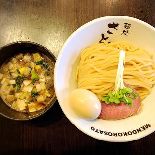 濃厚魚介豚骨味玉つけ麺(さとう 桜新町店 )