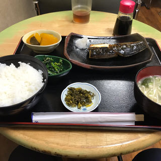 焼魚定食(安い定食屋 )