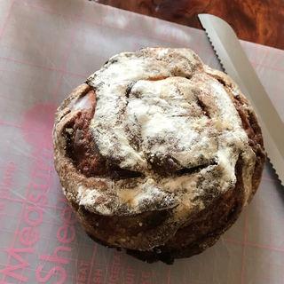 ライ麦のカンパーニュ(THE MARKET Bakery)