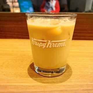 アイスラテS(クリスピー・クリーム・ドーナツ 有楽町イトシア店 (Krispy Kreme Doughnuts))