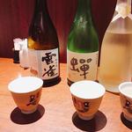 日本酒 蝉 純米吟醸酒