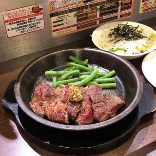 CABワイルドステーキ 300g(いきなりステーキ 長野高田店)