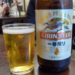 ビール 中