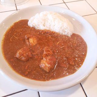 辛口チキンマサラ(Curry House チリチリ )