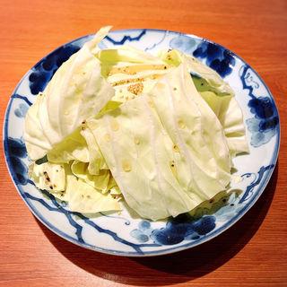 塩ダレキャベツ(ヒノマル食堂 有楽町店 )