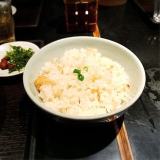 半鯛飯(銀笹 (ぎんざさ))