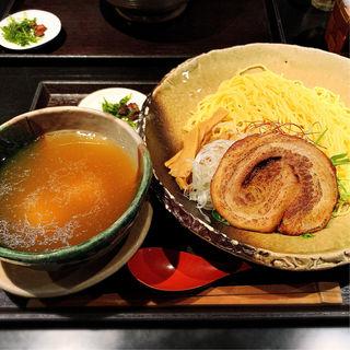 銀笹つけめん(塩)(銀笹 (ぎんざさ))
