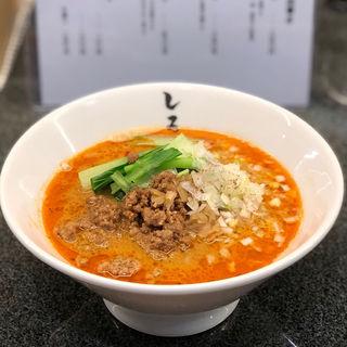 担担麺(しろくま)