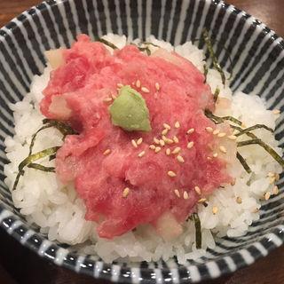 ミニトロタク丼