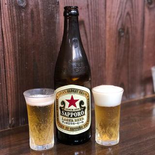瓶ビール(博多 酒佳蔵)