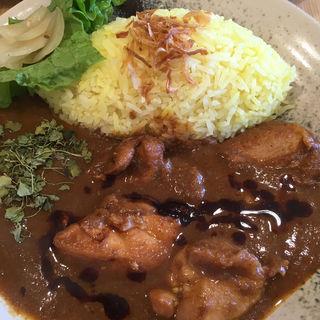 鶏モモたっぷりのスパイスチキン(orest Spice(フォレスト・スパイス))