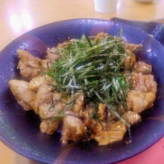 焼き鳥丼(陸奥屋 (ミチノクヤ))