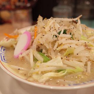 濃厚タンメン(タンメン食堂大ちゃん)