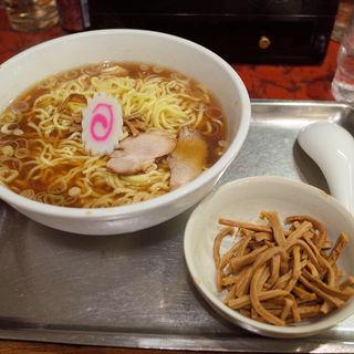 メンマラーメン(赤坂味一 (あかさかあじいち))