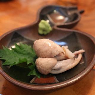 肝焼き(わさび)(友栄 (ともえい))