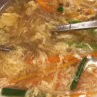 玉子スープ(中国料理大翁 )