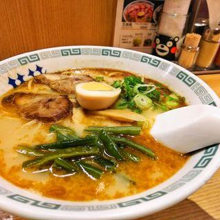 桂花ラーメン(ケイカラーメン)(桂花ラーメン 新宿ふあんてん )