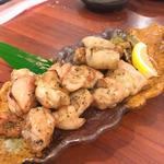 鶏の岩塩焼き(ことぶき屋 )
