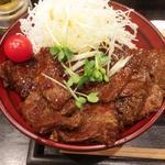 ハラミ丼(KAL)