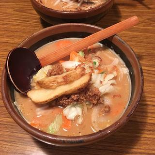 野菜味噌ラーメン(彰膳 東福岡店 )