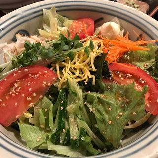 もっきんサラダ(もっきんばーど )
