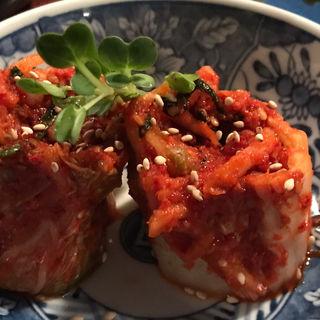 白菜キムチ(もっきんばーど )