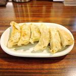 焼餃子(百麺 中目黒 (ぱいめん))