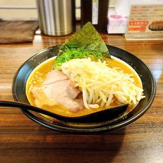 味噌豚骨らーめん(百麺 中目黒 (ぱいめん))
