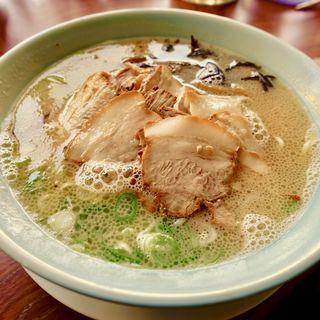 チャーシュー麺(ざぼんラーメンスカイロード溝辺店  )