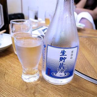 キンシ正宗(京都伏見)