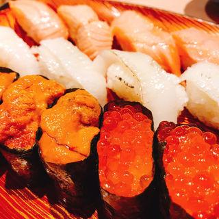 食べ放題(120分)(きづなすし 西新宿店 )