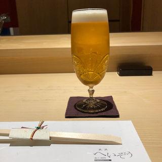 生ビール タンブラー(食彩酒粋へいぞう )