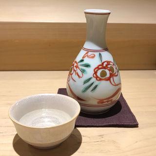 日本酒【大七】燗 小