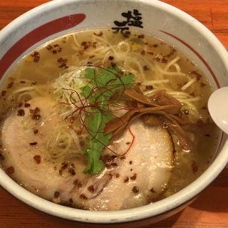 塩ラーメン(富田林 塩元帥 )