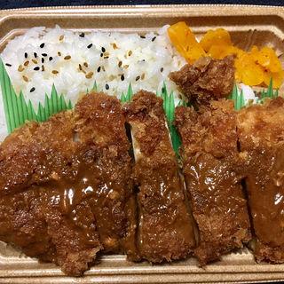 ど〜んと!チキンカツ弁当(セブンイレブン 札幌南9条西7丁目店)